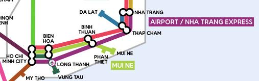Nha Trang hub