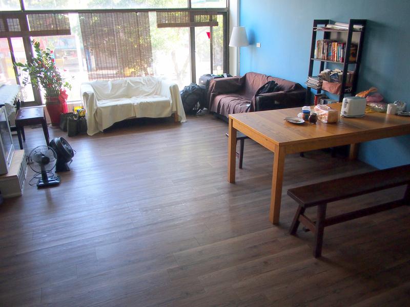 Travel Talk Taipei Backpackers Hostel - Common Room