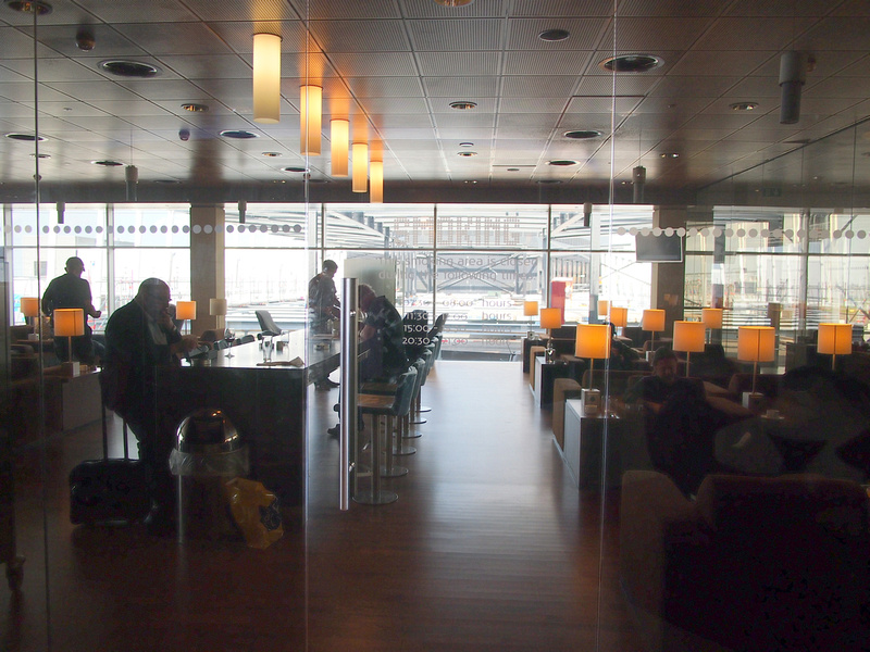 Lounge Review: KLM Crown Lounge – Amsterdam Schiphol