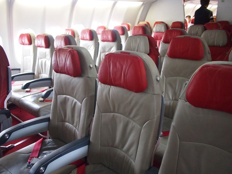 AirAsia X Seats
