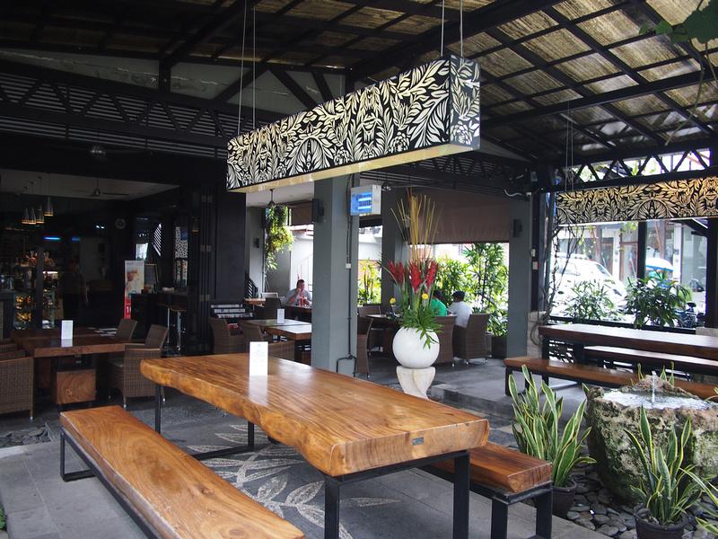 Bali Bakery, Seminyak Square