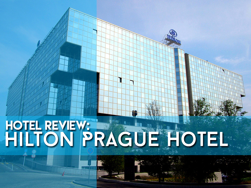 Review of the Hilton Prague Hotel