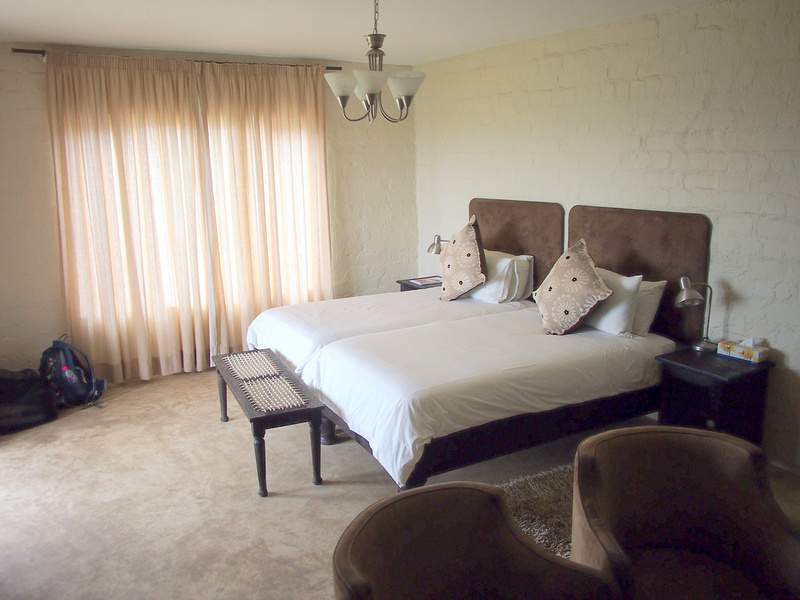 River Crossing Lodge Bedroom