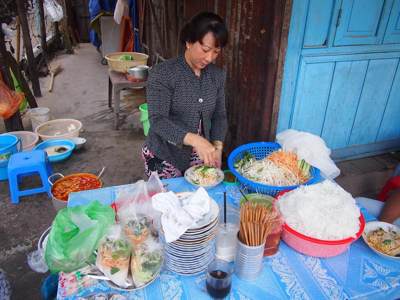 Bun Ken Phu Quoc Lady