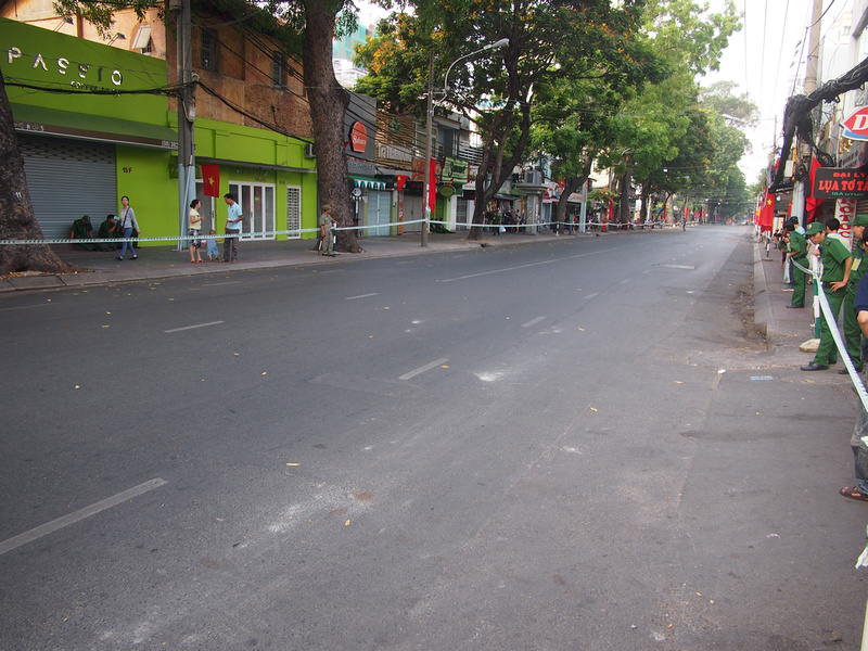Empty Nguyen Thi Minh Khai
