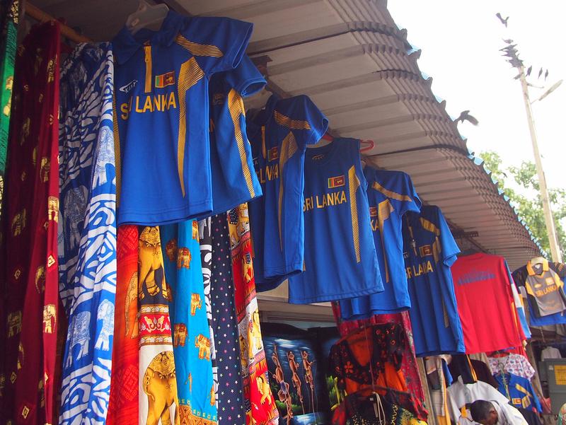 Sri Lanka Shirts
