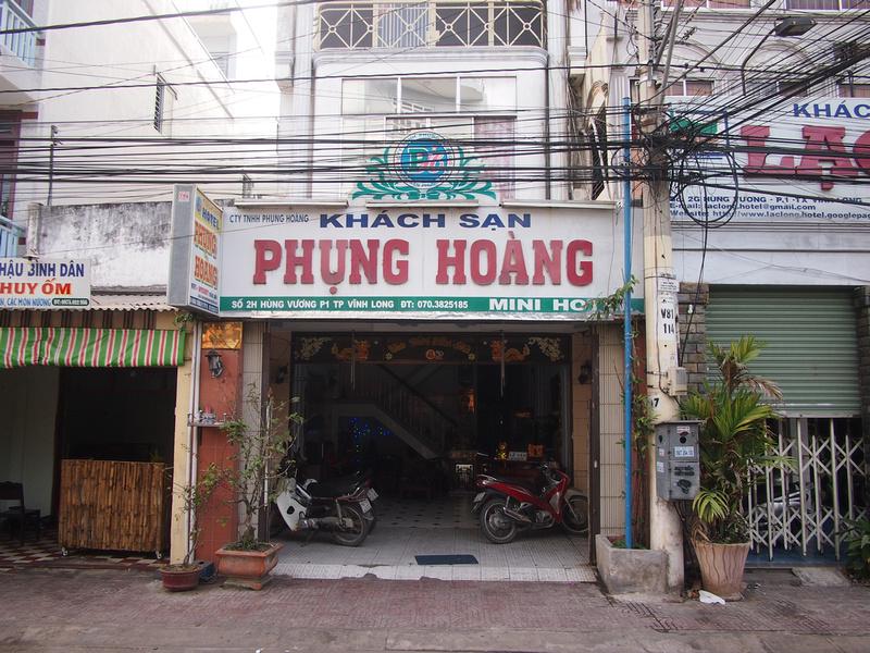 Phung Hoang Hotel, Vinh Long - Vietnam