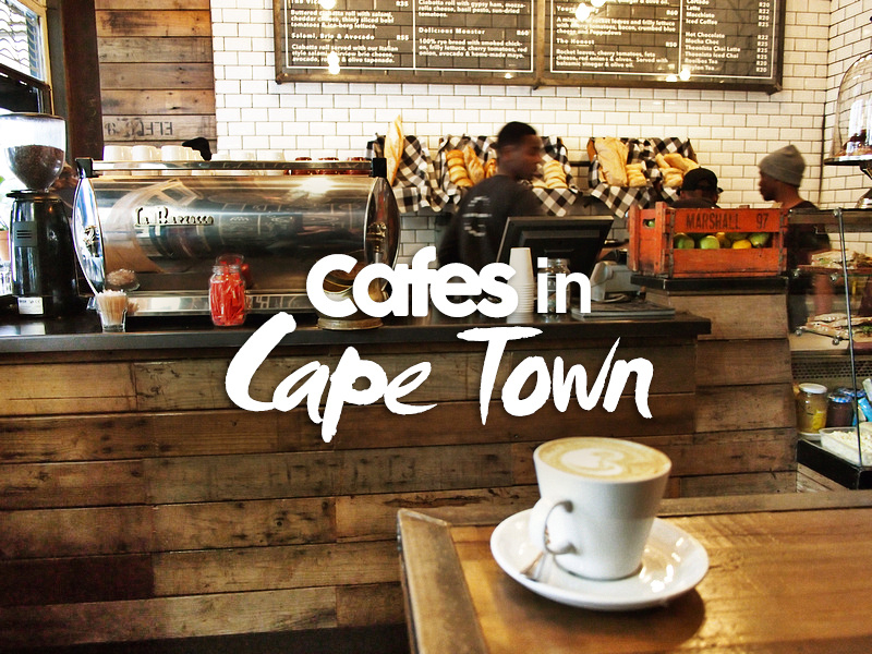 Cafes in Cape Town
