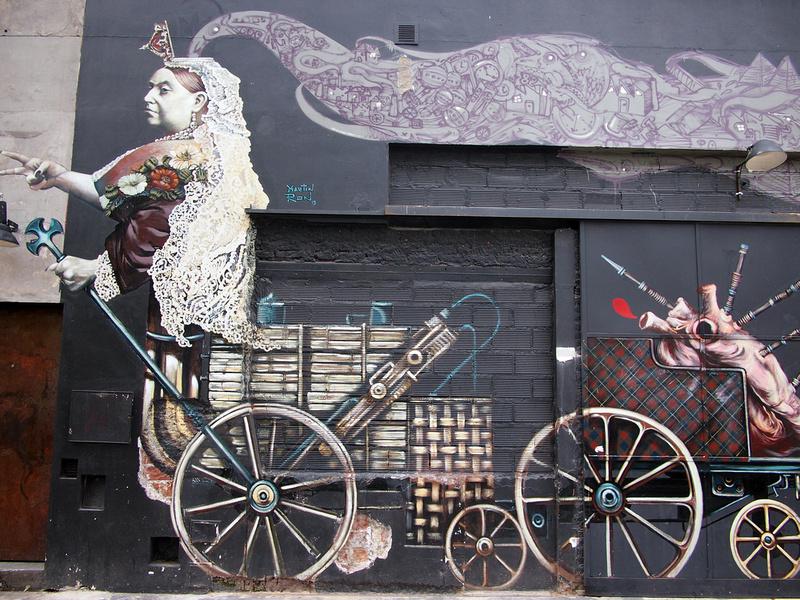 Steampunk Victoria