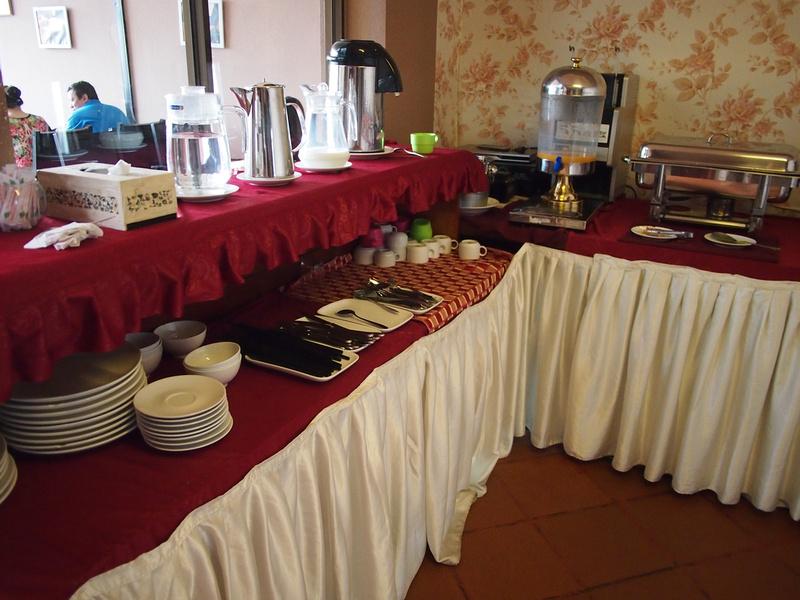 Mifuki Boutique Hotel Breakfast