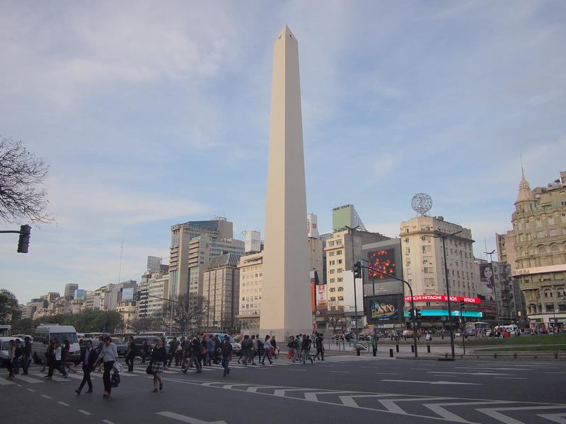 Obelisk of Buenos Aires, Argentina