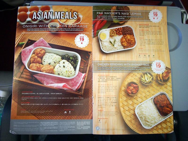 Asian Meals