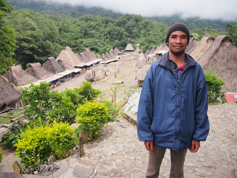 Tour Guide - Bajawa