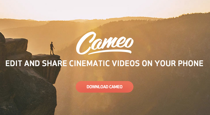 Vimeo Cameo App