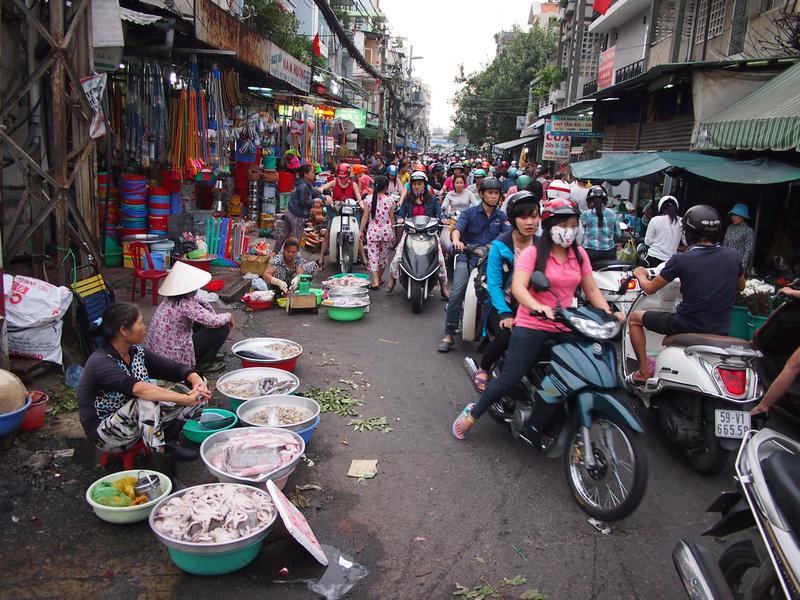 Market Laneway