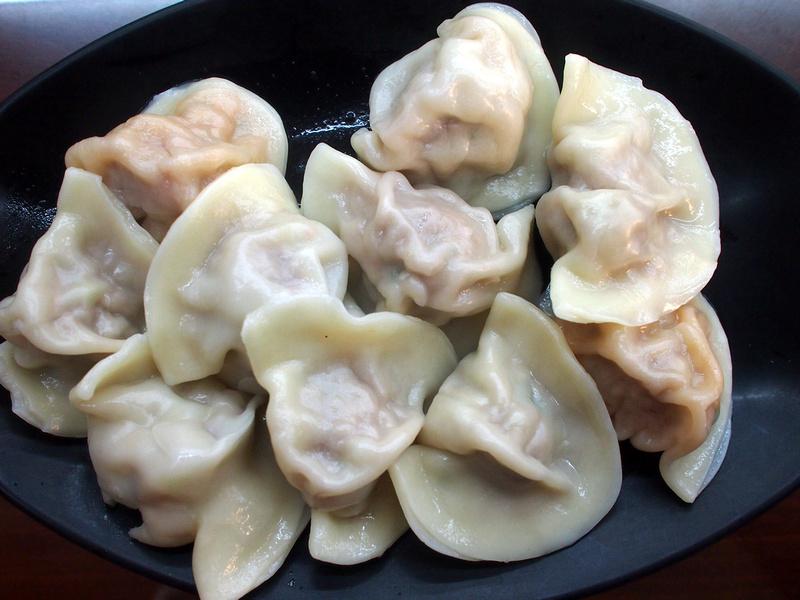 Dumplings - Taipei
