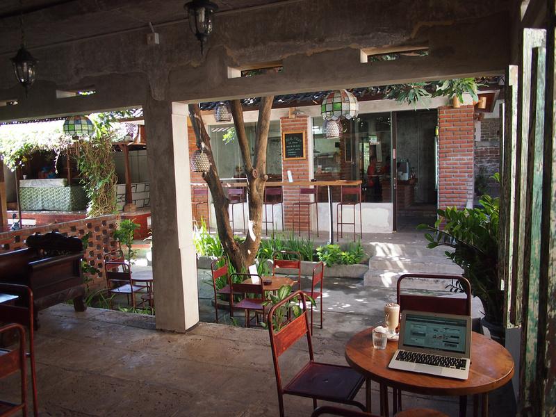 The Caffeine Coffee Shop