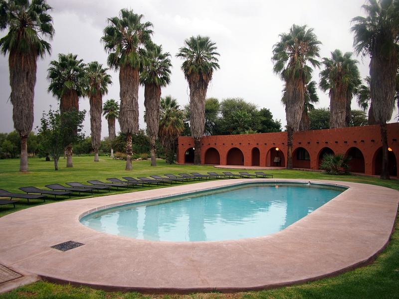 Mount Etjo Safari Lodge Pool