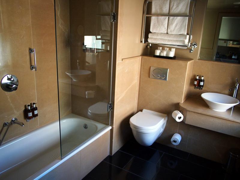 Bathroom - Radisson Blu Edwardian Bloomsbury Street