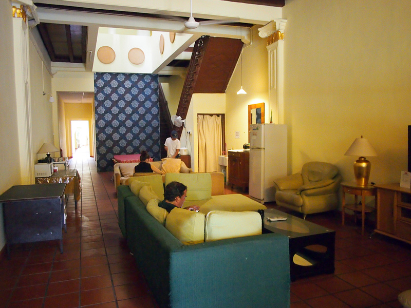 Red Inn Heritage Guesthouse - Common Area