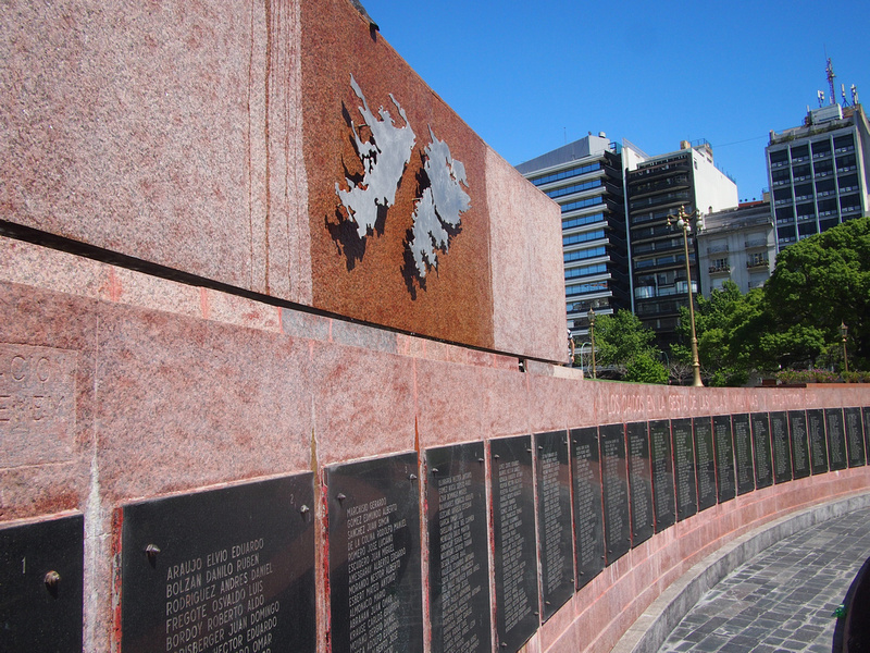 Falklands/Malvinas Memorial