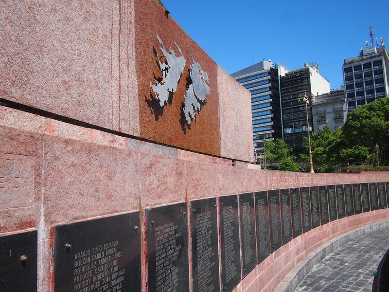 Falklands/Malvinas Memorial