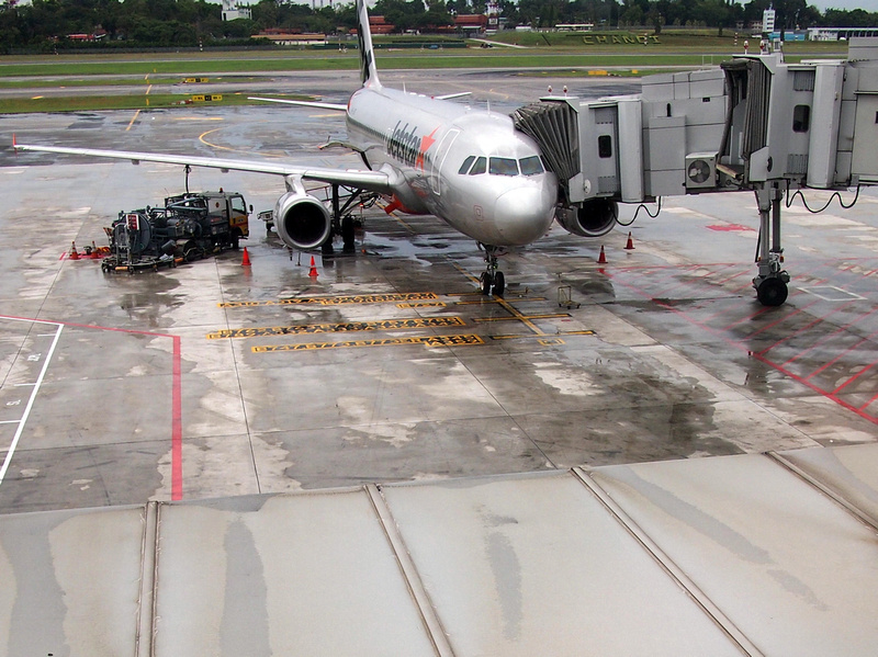 Jetstar Asia at SIN