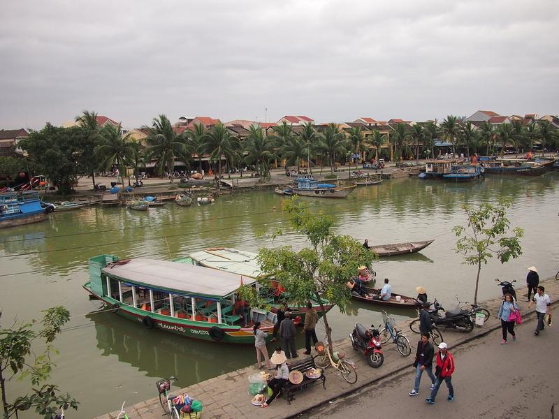 Hoai River, Hoi An - Vietnam