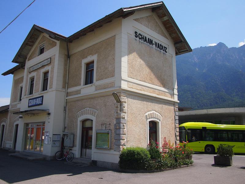 Schaan-Vaduz Station