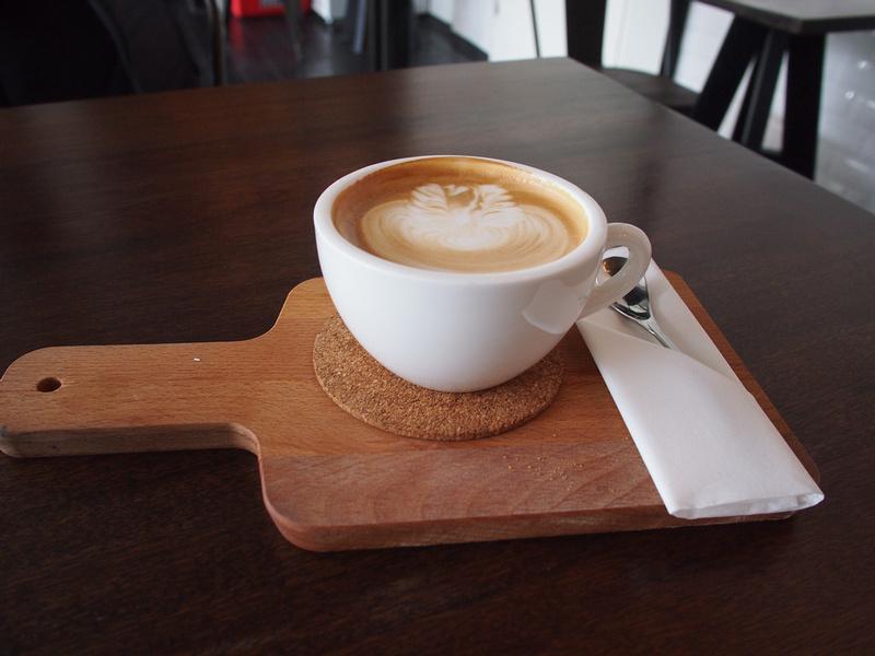 Lisa Lamo coffee