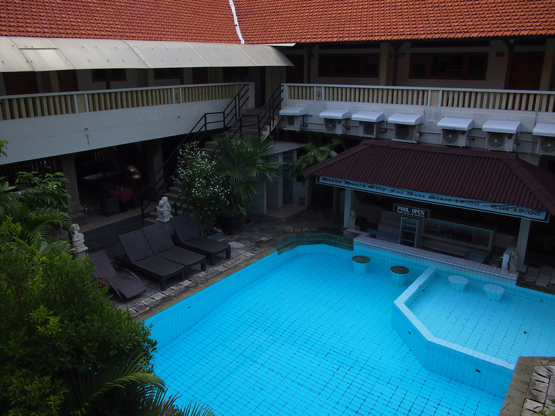 Rosani Hotel Pool