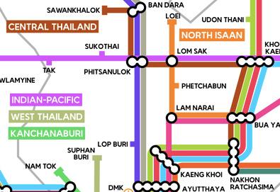 Central Thailand Line