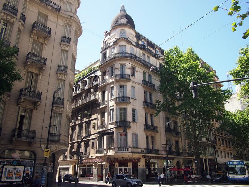 Buenos Aires or Paris?