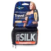 Sea to Summit Silk Stretch Mummy Liner