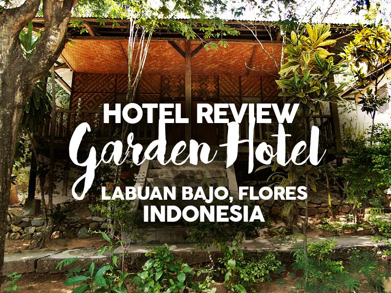 Hotel Review: Gardena Hotel, Labuan Bajo, Flores - Indonesia