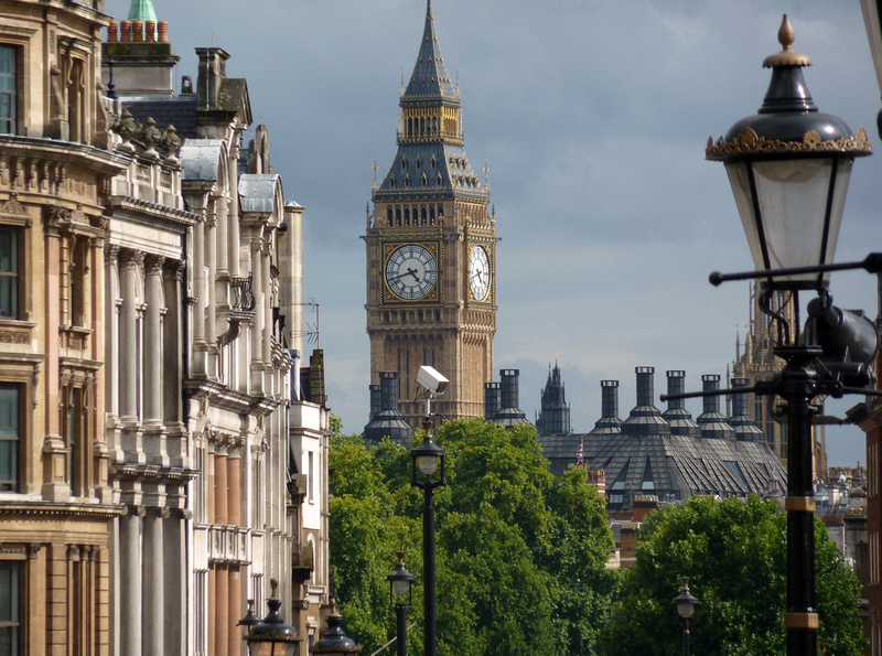 Houses of Parliament, London [England]