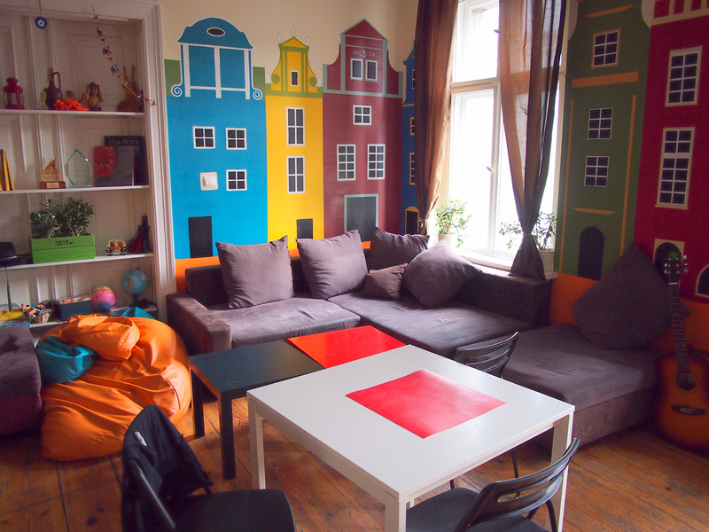 Lounge - Poco Loco Hostel