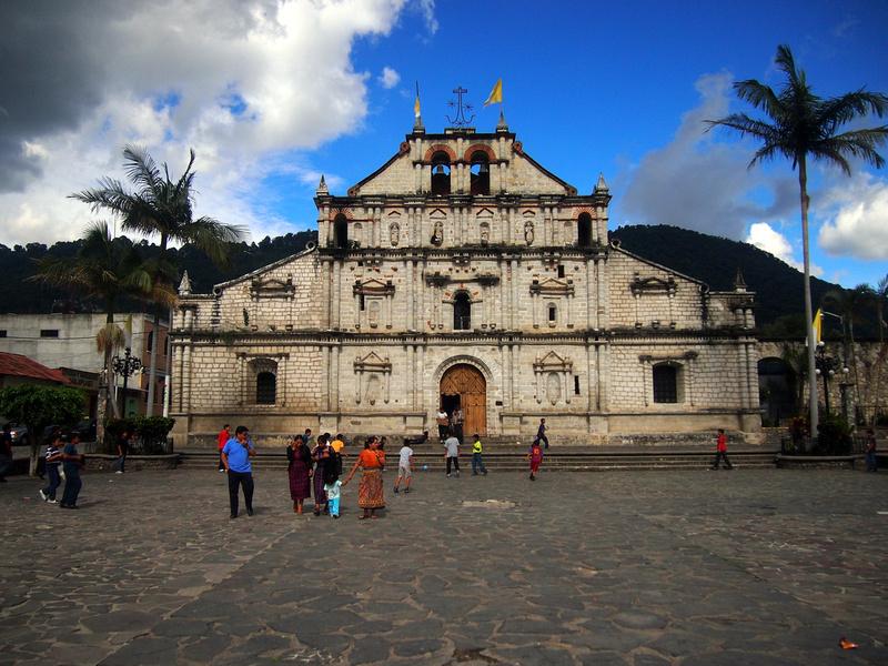 Panajachel Cathedral, Guatemala