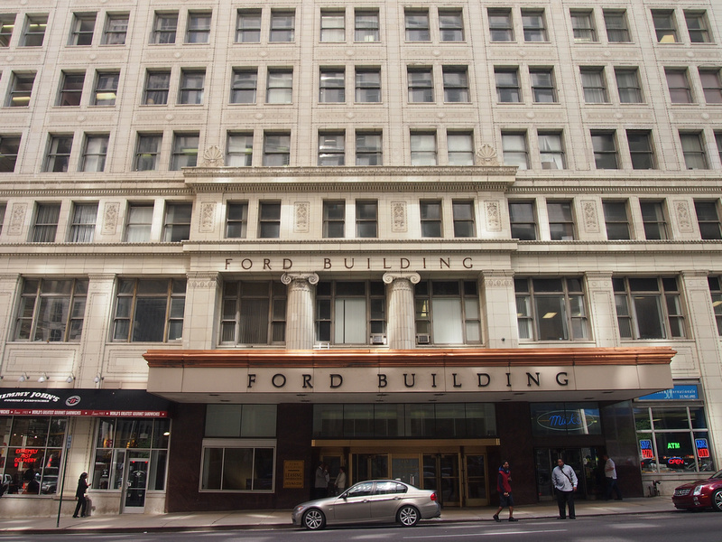Ford Building - Detroit