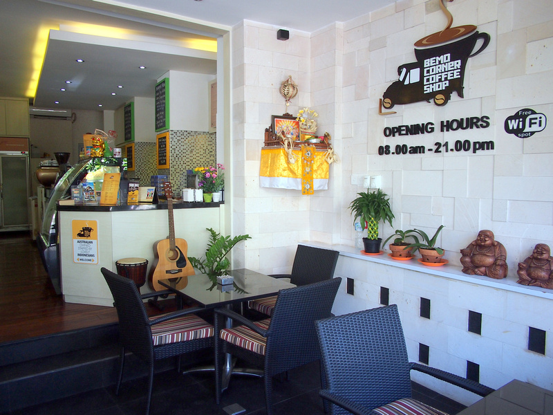 Bemo Corner Coffee Shop
