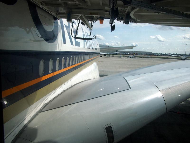 A380 two decks
