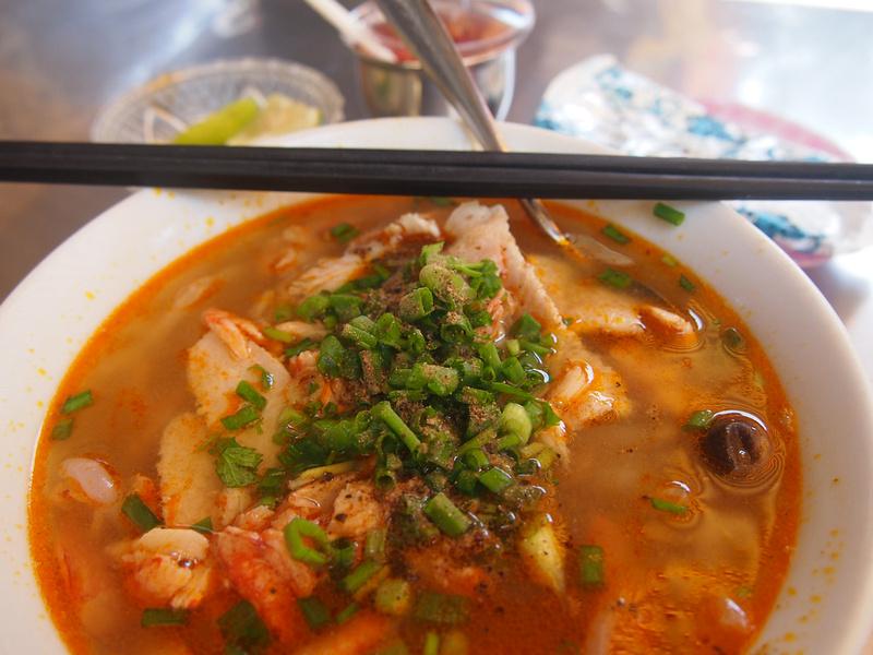 Bánh canh cua - Ho Chi Minh City