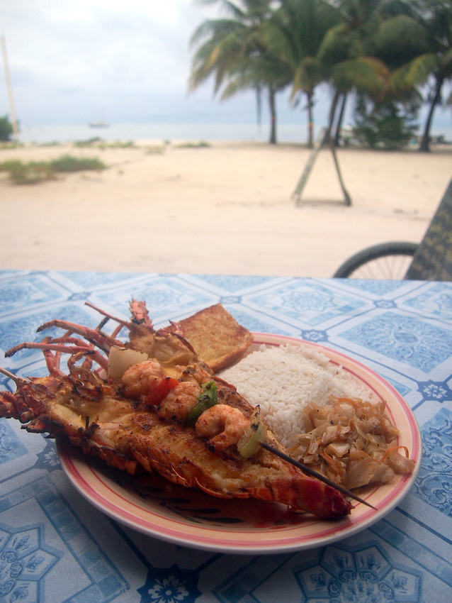 Lobster - Caye Caulker