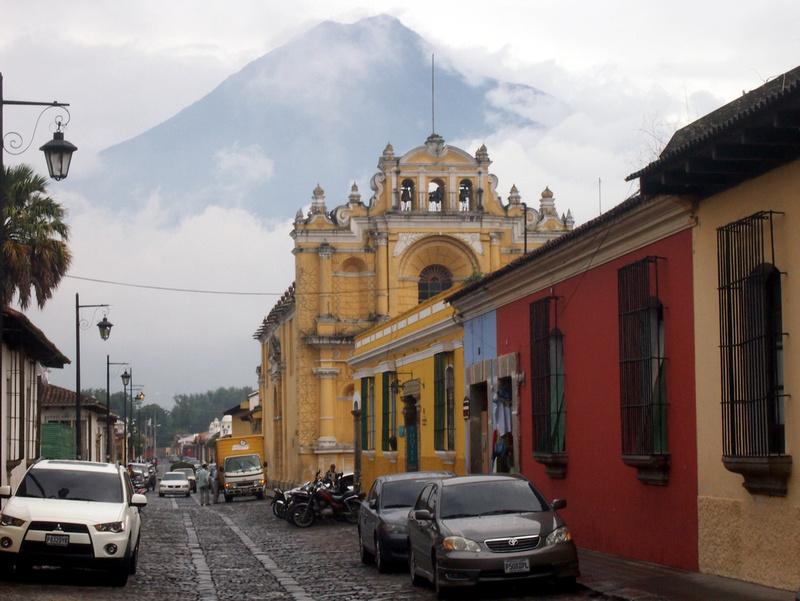 Volcán de Agua, Antigua - Guatemala