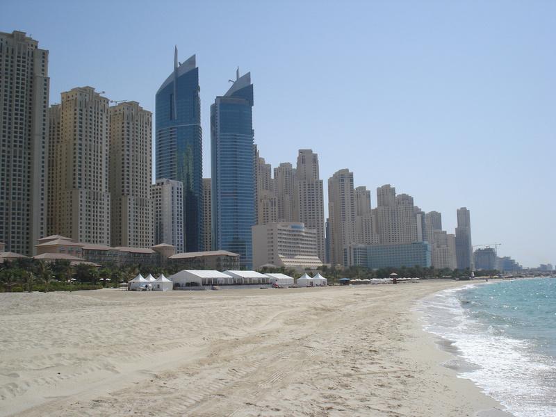 Jumeirah Beach - Dubai
