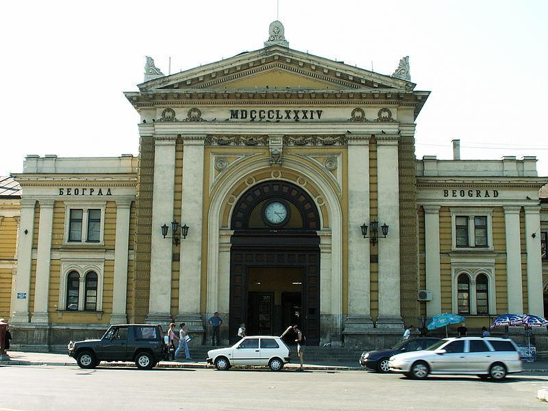 Belgrade main railway station