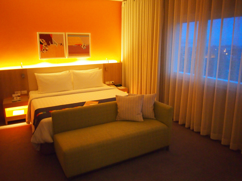 Bedroom - Park Inn by Radisson Davao
