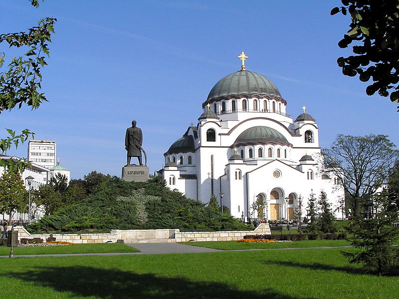 St Sava Church, Belgrade
