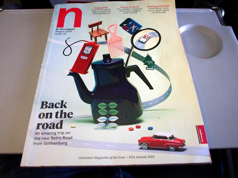 n By Norwegian