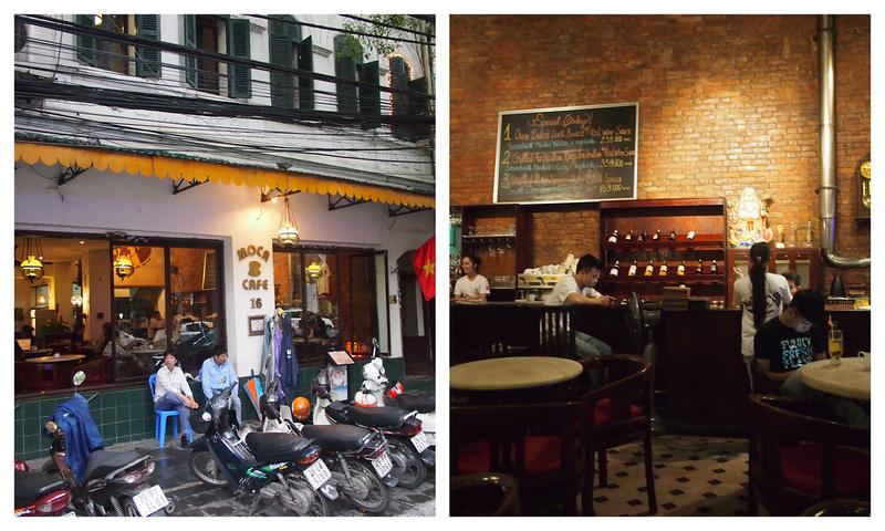 Moca Cafe - Hanoi